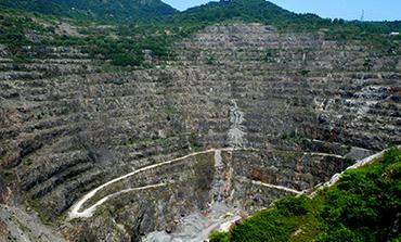 尾矿库监测和边坡监测图片