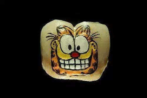 牙齿纹身加盟