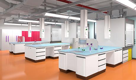 淄博豪迈实验室装备有限公司专注于实验室规划设计与实验室设备