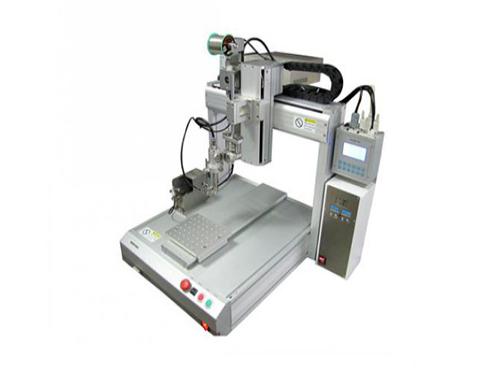 三轴自动焊锡机器人JZD-300B