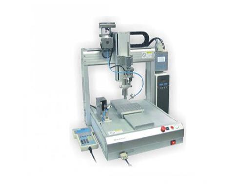 三轴自动焊锡机器人JZD-300A