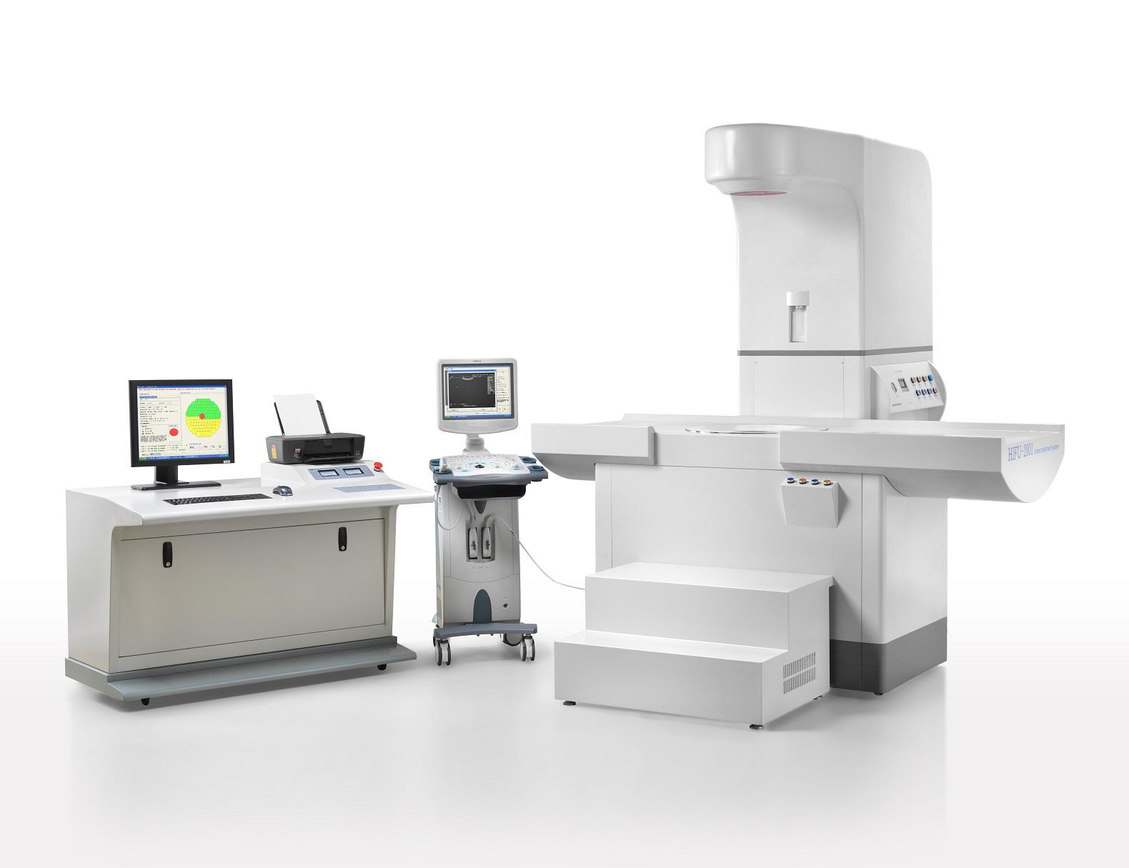 HIfU-2001 高強度聚焦超聲腫瘤治療系統