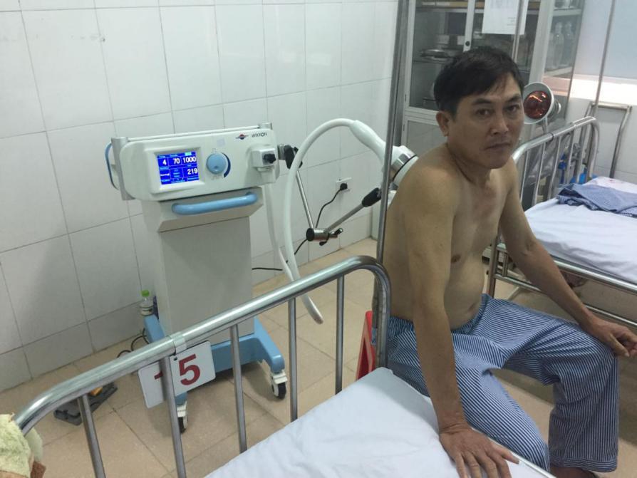 慧康公司董事长陈明访问越南Nghi Son经济区