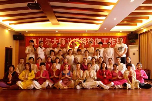 艾扬格瑜伽培训