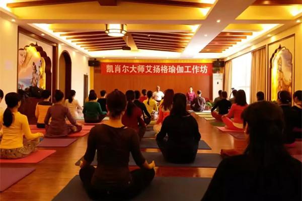 泰晟瑜伽多功能瑜伽教室